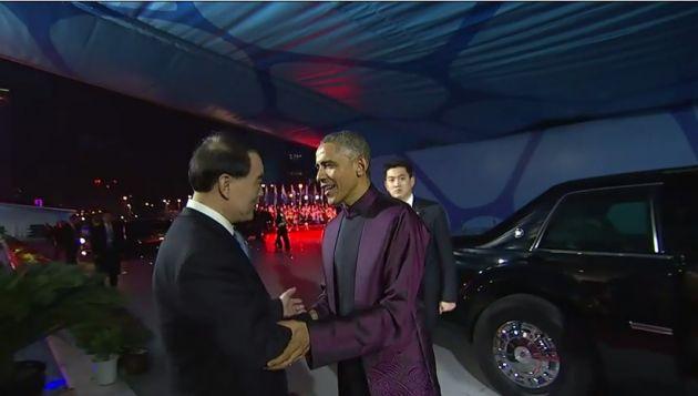 El presidente estadounidense Barack Obama es parte de los invitados.