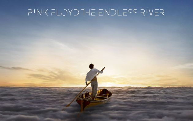 "Portada de ""The Endless River"""