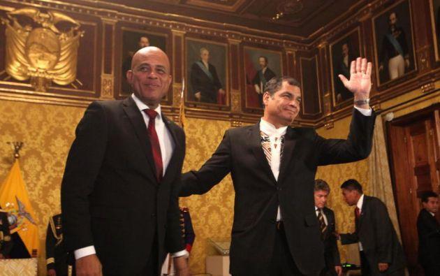 Foto: Flickr / Presidencia de Ecuador