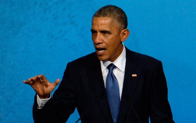 Barack Obama, presidente de Estados Unidos. Foto: REUTERS/Wang Zhao