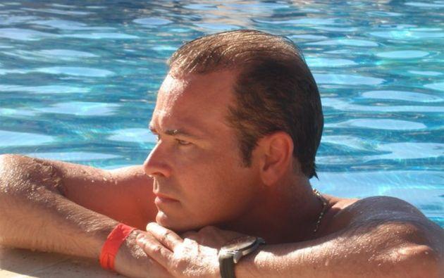 Gastón Duzac es de nacionalidad argentina y allá está refugiado. Foto: Archivo Vistazo