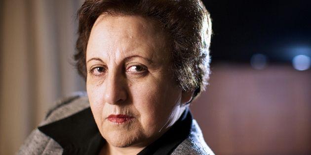 Ebadi, de 67 años, nacida en Teherán y crítica del actual Gobierno iraní.