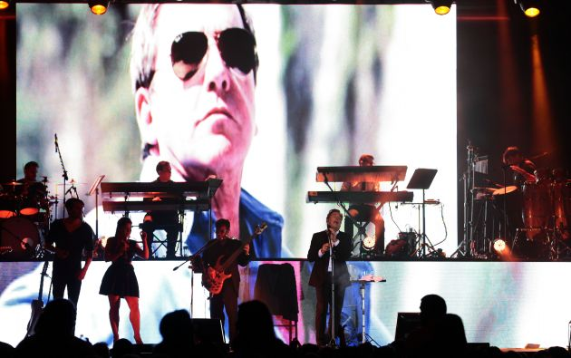 Concierto Ricardo Montaner en Guayaquil.