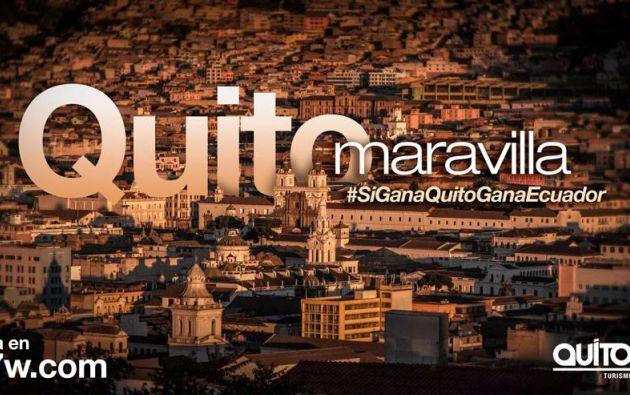 Foto: Twitter / Quito Turismo