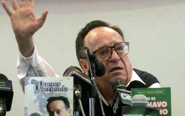 Foto: AFP/Mauricio Dueñas