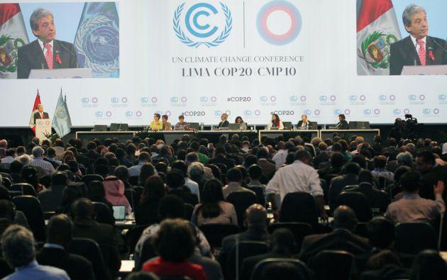 Foto: FLICKR/COP20 Lima