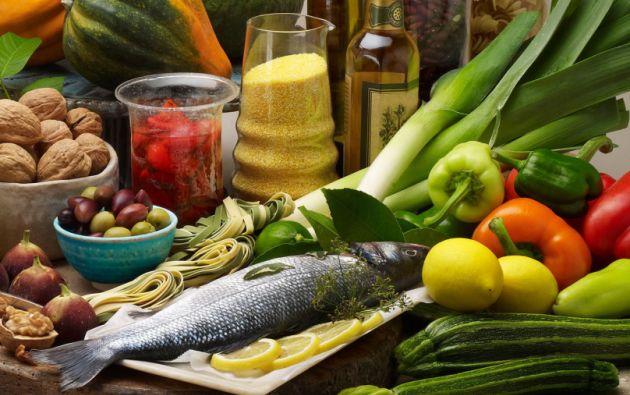 El estudio establece una relación entre la dieta mediterránea y telómetros, los extremos de los cromosomas que protegen los códigos genéticos.