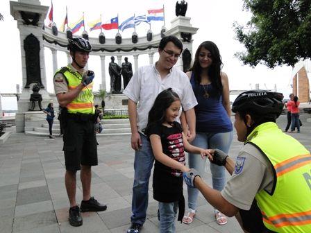 Foto: Facebook / Policía Nacional Ecuador