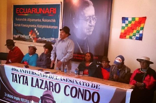 Foto: Twitter / Conaie Ecuador