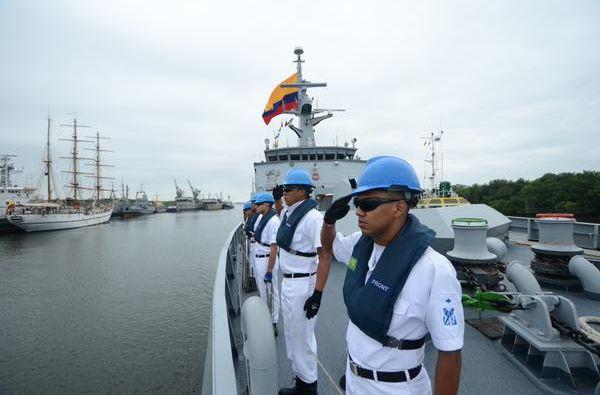 Foto: Twitter / Armada Nacional