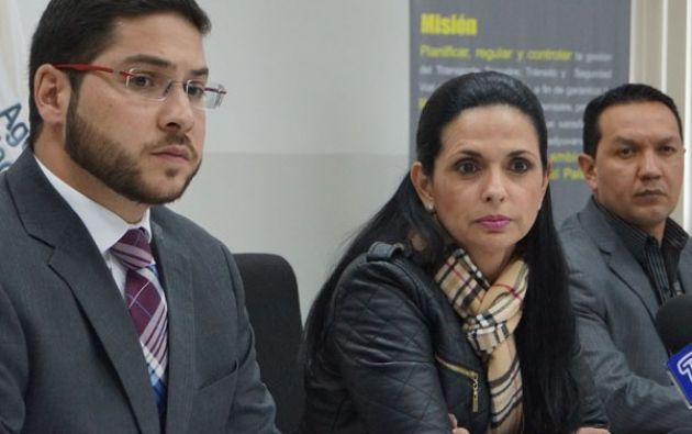 Lorena Bravo R., Directora Ejecutiva (c) de la ANT. Foto: ANT