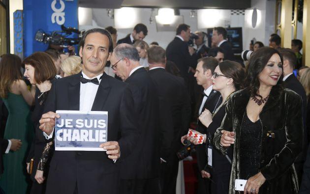 Alexander Desplat. Foto: REUTERS