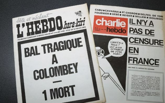 Edición de 1970. Foto: FRANCOIS GUILLOT / AFP