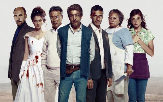 """""""Relatos Salvajes"""" competirá con películas de Polonia, Rusia, Estonia y Mauritania."""
