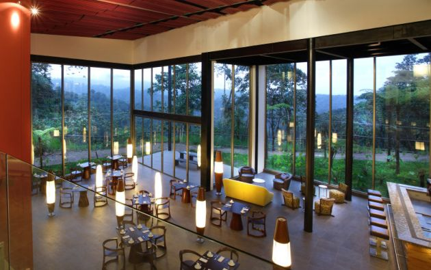 Foto: Mashpi Lodge