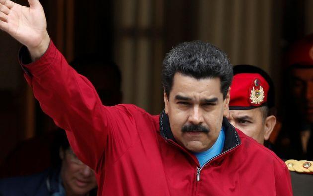 """Maduro indicó que las medidas buscan """"acelerar"""" la transición económica al """"socialismo productivo"""". Foto: REUTERS/Jorge Silva"""