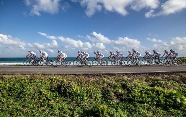 Novo Nordisk competirá desde este lunes en el Tour de San Luis (Argentina).