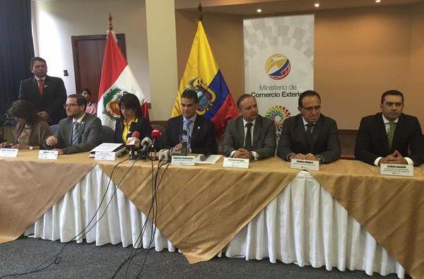 Foto: Twitter / Comercio Exterior Ecuador