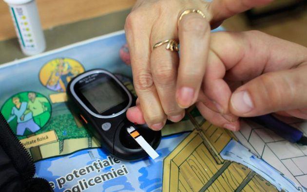 La diabetes es una de las enfermedades no transmisibles que más muertes causa. Foto: REUTERS