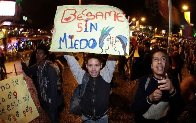 Foto: JUAN CEVALLOS / AFP