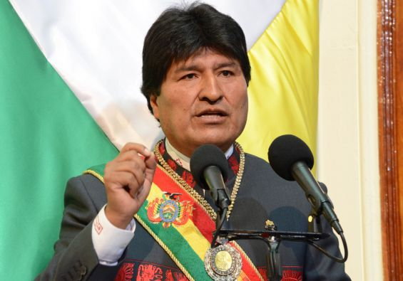 Foto: REUTERS / Presidencia de Bolivia*