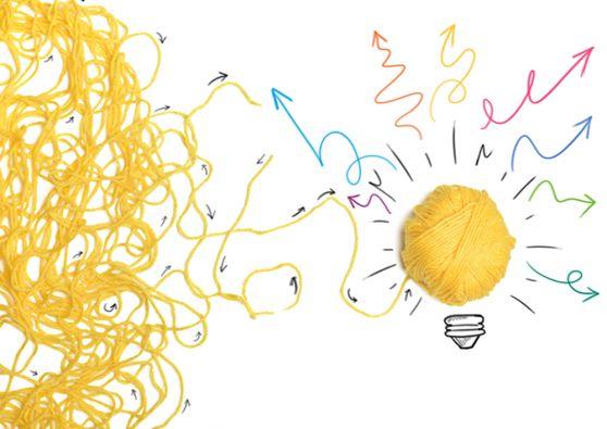 El miedo es el enemigo mortal de la creatividad, reflexión que vale considerar en otros ámbitos, no sólo en los negocios.