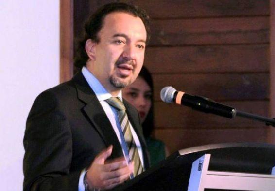 Pabel Muñoz, titular de la Senplades. Foto: Secretaría Nacional de Planificación y Desarrollo