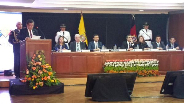 Foto: Twitter / Corte Nacional de Justicia