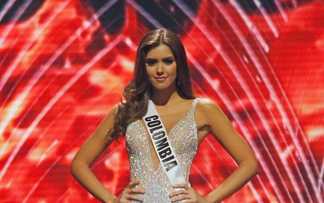 La nueva Miss Universo tiene 22 años y es oriunda de Barranquilla. Foto: REUTERS/Andrew Innerarity
