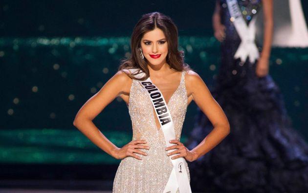 Paulina Vega es oriunda de Barraquilla. Foto: REUTERS/Organización Miss Universo