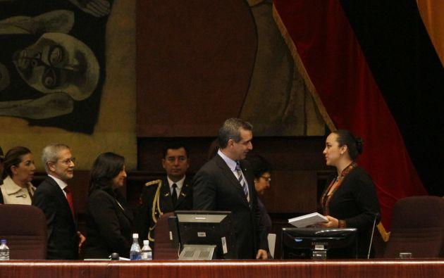 Foto: Twitter / Consejo Judicatura