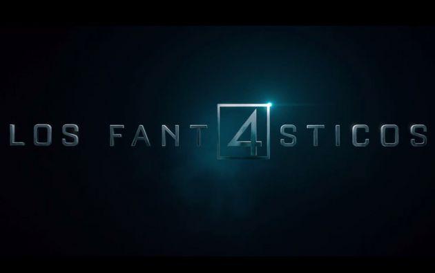 """El estreno de """"Los 4 Fantásticos"""" está previsto para el 7 de agosto."""
