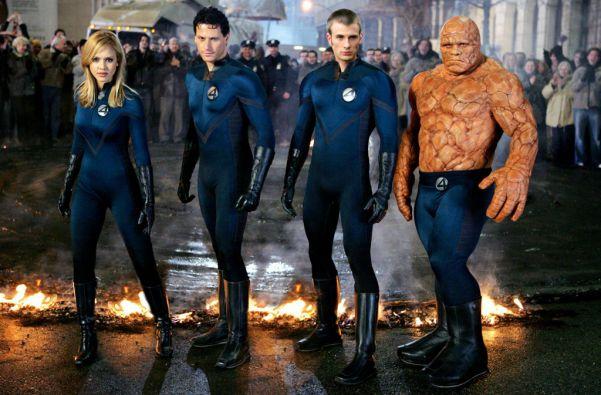 Ioan Gruffudd, Jessica Alba, Chris Evans y Michael Chiklis interpretaron a los personajes en las entregas anteriores.