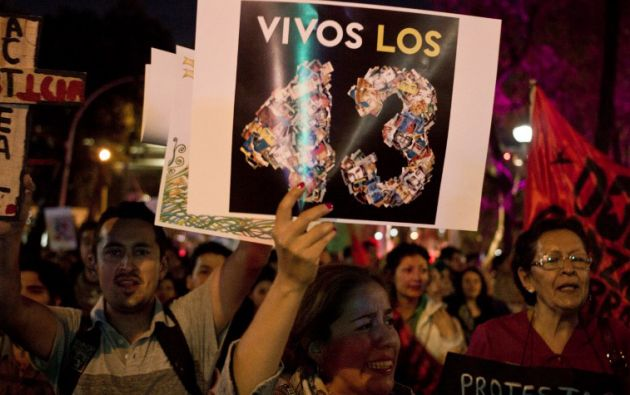 Foto: AFP / Héctor Guerrero