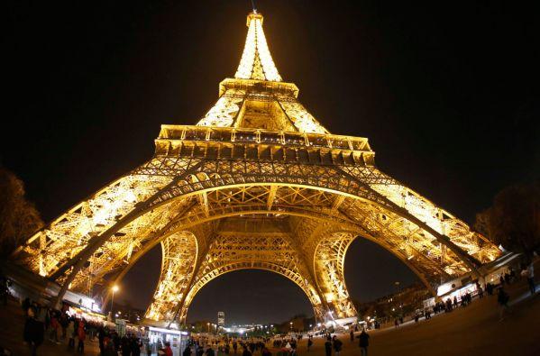 Más de 7 millones de personas visitaron la Torre Eifflel, uno de los íconos de Francia. Foto: REUTERS