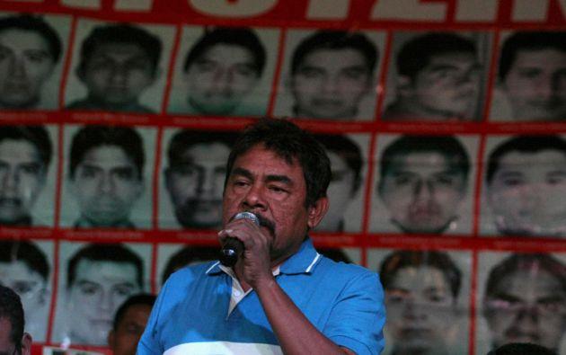 Familiares de los desaparecidos aseguran que continuarán con las protestas. Foto: REUTERS