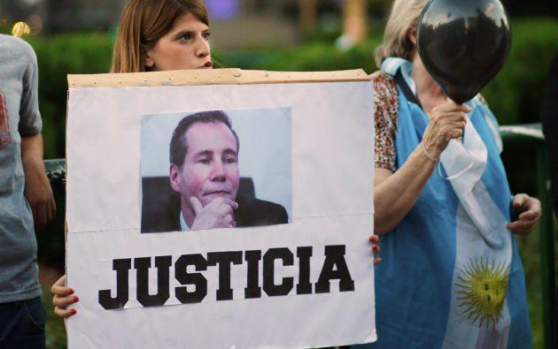 Nisman fue hallado muerto el pasado 18 de enero. Foto: REUTERS