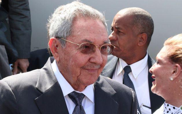 Castro hizo la petición en la II Cumbre de la CELAC. Foto: REUTERS