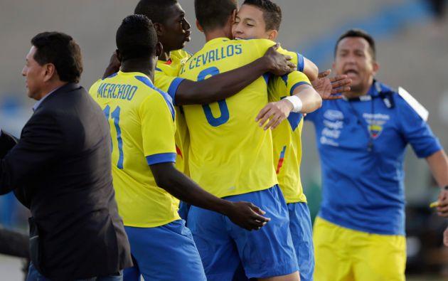 El entrenador fue removido tras la eliminación de Ecuador en el Sudamericano Sub 20. Foto: REUTERS/Jorge Adorno