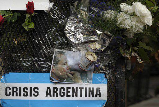 Foto: AFP / Alejandro Pagni