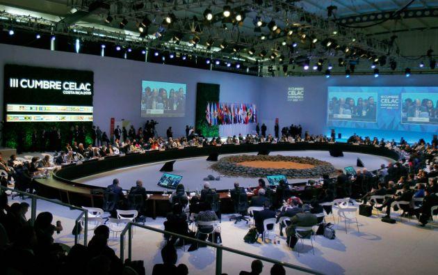 El combate a la pobreza fue el tema principal dela III Cumbre de la CELAC. Foto: REUTERS/Juan Carlos Ulate