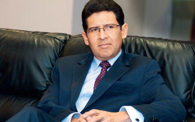 Diego García, procurador general del Estado. Foto: Segundo Espín