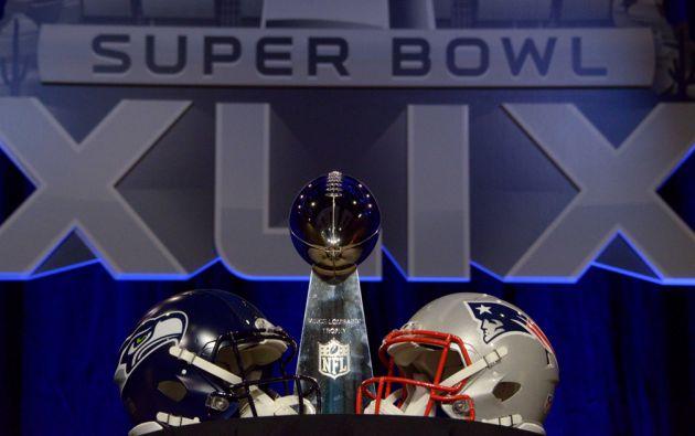 El Super Bowl, creado en 1967, podría ser seguido por 184 millones de estadounidenses en la TV. Foto: REUTERS