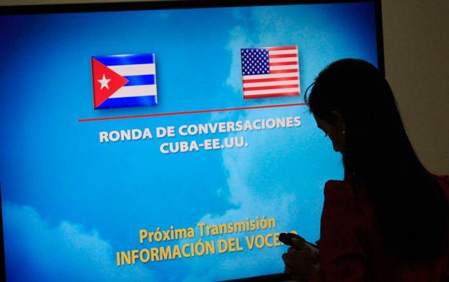 Existe confianza en que la nueva etapa de distensión con EEUU sirva para mitigar el atraso tecnológico en la isla. Foto: REUTERS