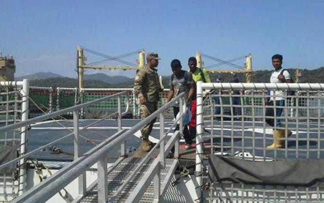 En Panamá se coordina el retorno de los compatriotas. Foto: Twitter / Senan