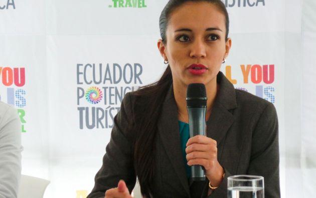 La ministra Sandra Naranjo indicó que llegar a 60 millones de personas es parte de la estrategia de promoción.