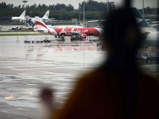 El vuelo QZ8501 de AirAsia se accidentó el 28 de diciembre pasado con 162 personas a bordo. Foto: AFP