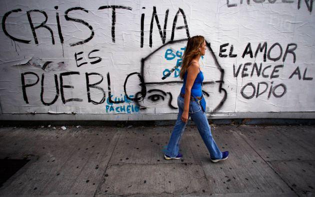 El 12,4% de entrevistados consideró que el caso Nisman no afecta a la imagen de la presidenta de Argentina. Foto: REUTERS