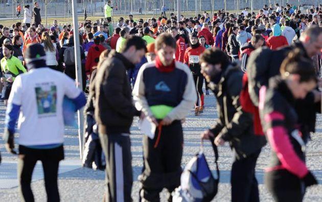 Las carreras se desarrollaron en Madrid, Sevilla, Málaga, Cádiz, León, Santander y Valladolid. Está previsto que el 22 de febrero se celebre otra en Valencia.