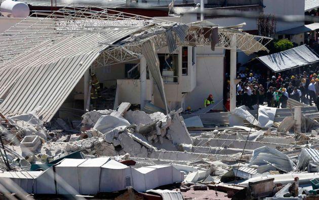 El incidente dejó 3 muertos (dos bebés y una mujer) y 72 heridos. Foto: REUTERS